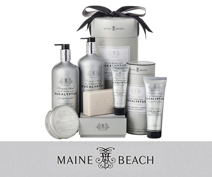 MAINE BEACH マインビーチ  ユーカリオイルシリーズ