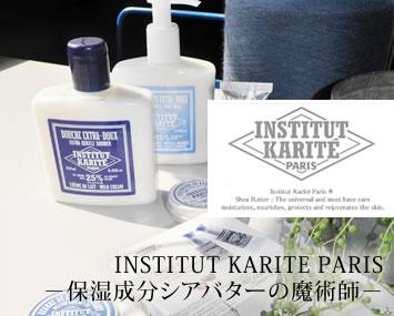 INSTITUT KARITE